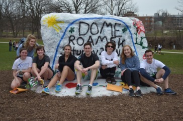 KOA helped to sponsor the 2018 Dome Roam 5k